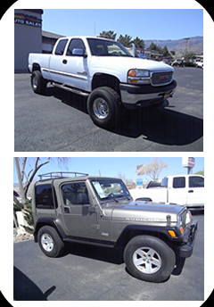 Trucks and Jeeps For Sale Used Cars Cottonwood, AZ
